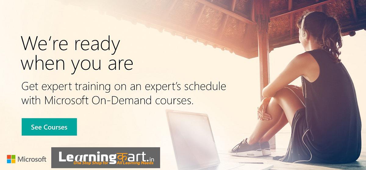 Microsoft On Demand Courses